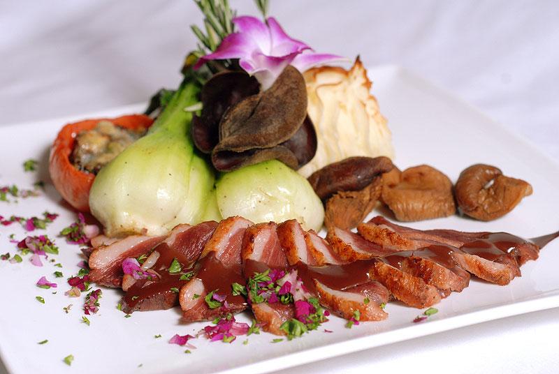 Menu gastronomique seigneurie du triton for Site de cuisine gastronomique