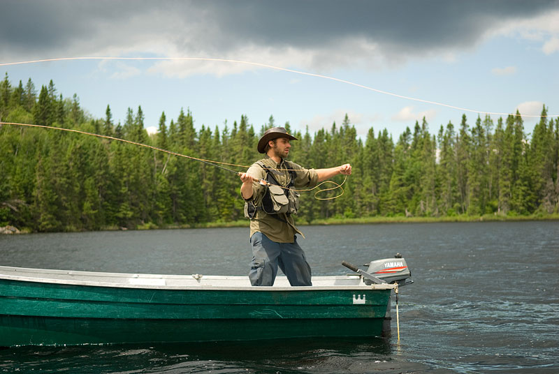 Comme équiper le tout terrain pour la chasse et la pêche