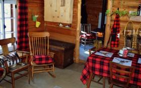 3 caribou salle manger