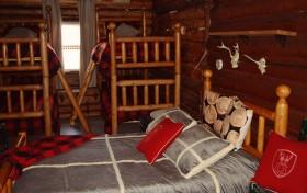 3 caribous chambre